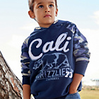 more details on Cherokee Boys Cali Hooded Top - 5-6 Years.