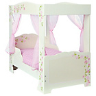 more details on Rose 4 Poster Toddler Bed Frame.