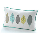 more details on Heart of House Arla Leaf Embroidered Cushion.