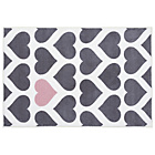 more details on Kit for Kids Nursery Rug - Grey Heart.