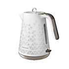 more details on Morphy Richards 108252 Prism Jug Kettle - White.