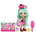 more details on Shopkins Shoppies Peppermint Doll Playset.