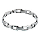 more details on Stainless Steel Polished Bracelet.