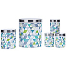 more details on ColourMatch 5 Piece Storage Set - Geo.