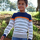 more details on Cherokee Boys Stripe Jumper.