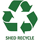 more details on Wooden Shed Recycling Service.
