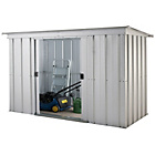 more details on Yardmaster Metal Garden Storage Unit.