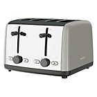 more details on Kenwood Scene 4 Slice Toaster - Grey.