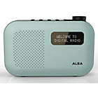 more details on Alba Mono DAB Radio - Mint.