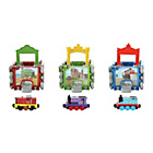 more details on Fisher-Price Thomas & Friends Take-n-Play Cube Station Asst.