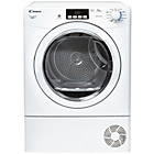more details on Candy GVCD91WB 9KG Condenser Tumble Dryer- White