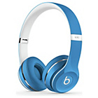 more details on Beats Solo2 On-Ear Headphones Luxe Edition - Blue.