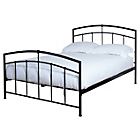 more details on Silentnight Soho Double Bed Frame - Black