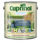 more details on Cuprinol Garden Shades 2.5L - Forget Me Not.