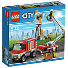 more details on LEGO Fire Utility Truck - 60111.