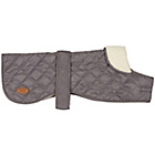 more details on Banbury Co All Weather Small Dog Coat - Grey.