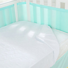 more details on BreathableBaby 3-in-1 Fitted Mattress Pad.