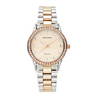 more details on Sekonda Editions Ladies' Two Tone Peach Dial Bracelet Watch.