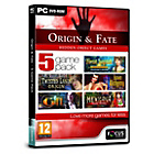 more details on Origin: Fate PC 5 Game Pack.