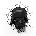 more details on Star Wars Darth Vader 3D Novelty Light and Sticker.