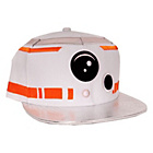 more details on Star Wars BB-8 Droid Snapback Cap.