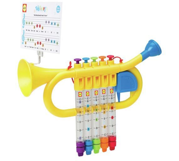 buy alex toys water trumpet at your online shop for baby bath t. Black Bedroom Furniture Sets. Home Design Ideas