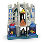 more details on Fisher-Price Imaginext DC Super Friends Hall of Justice.