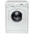 more details on Hotpoint Aquarius WDF740P Freestanding Washer Dryer - White.