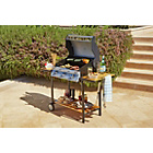 more details on 3 Burner Gas BBQ With shelf.
