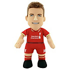 more details on Liverpool FC Henderson Bleacher Creature Plush Toy.