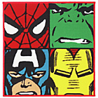 more details on Marvel Comics Rug - 75 x 75cm.