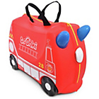more details on Trunki Frank the Firetruck Ride-On Suitcase