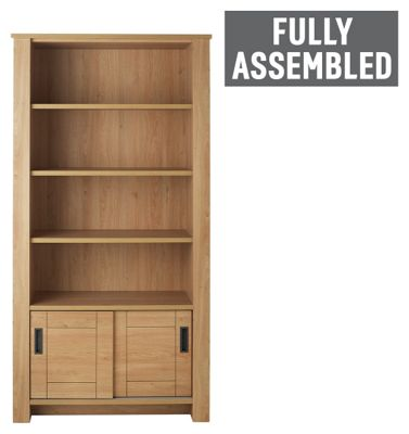 Design House Uk Wetherby: Buy Heart Of House Wetherby Sliding Door Bookcase At Argos