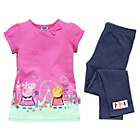 more details on Peppa Pig Tunic and Leggings Set - 3-4 Years.