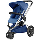 more details on Quinny Buzz Xtra Pushchair - Blue Base.