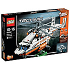 more details on LEGO Technic Heavy Lift Helicopter - 42052.