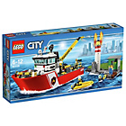 more details on LEGO Fire Boat - 60109.