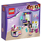 more details on LEGO Friends Emma's Creative Workshop Playset - 41115.