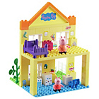 more details on Peppa Pig 3D Construction Peppa's House Playset.