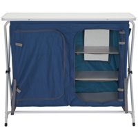Trespass Camping Storage Unit with Shelves