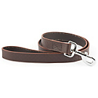 more details on Heritage Diamond Brown Leather Dog Lead.