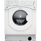 more details on Hotpoint BHWD129/1 White Integrated Washer/Dryer - Del/Rec