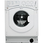 more details on Hotpoint BHWM129/2 White Built-In Washing Machine - Del/Rec.