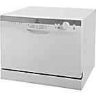 more details on Indesit ICD661 Compact Dishwasher - White.