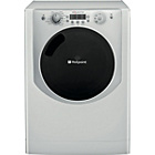 more details on Hotpoint AQ113L297I White Washing Machine - Del/Recycle.
