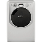 more details on Hotpoint AQ113F497I White Washing Machine - Del/Recycle.