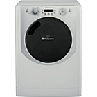 more details on Hotpoint AQ113F497I 11KG 1400 Washing Machine - Ins/Del/Rec.