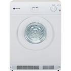 more details on White Knight C44AW Vented Tumble Dryer - White