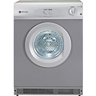 more details on White Knight 44AS Vented Tumble Dryer - Silver.