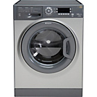 more details on Hotpoint WDUD9640G Washer Dryer - Graphite.